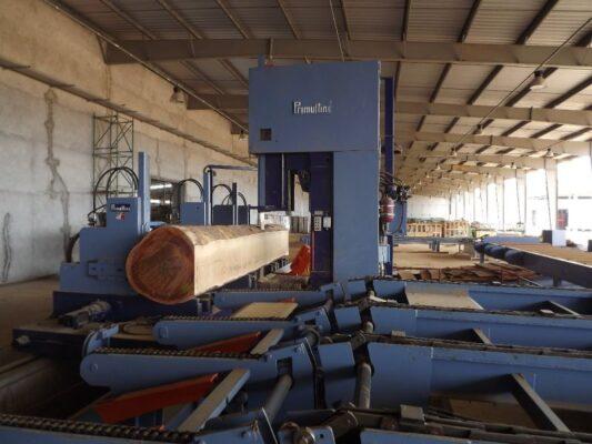 complete sawmills